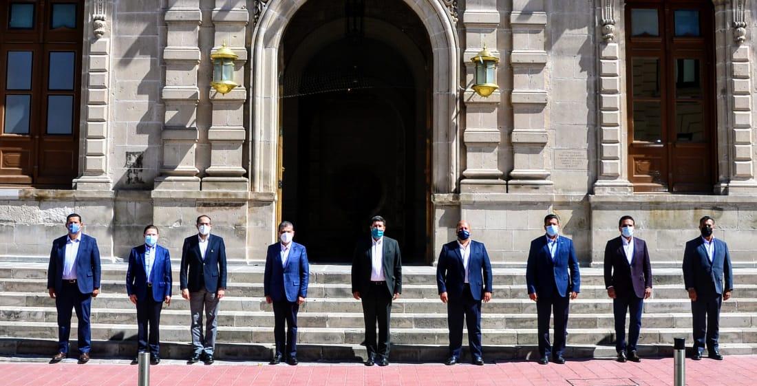 Gobernadores confirman su salida de la Conago