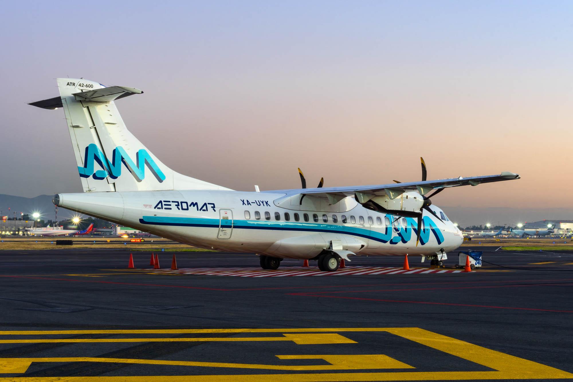 Aeromar presenta avances de alianza Frente del Pacífico