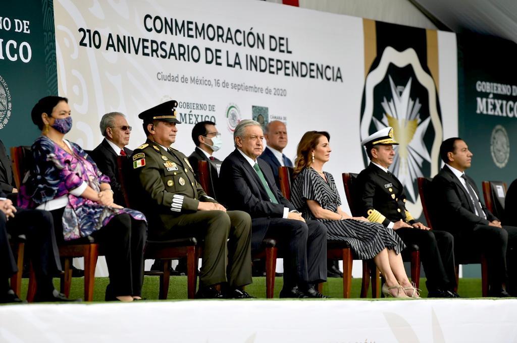 Galería: Así se vivió el Desfile Militar en la CDMX