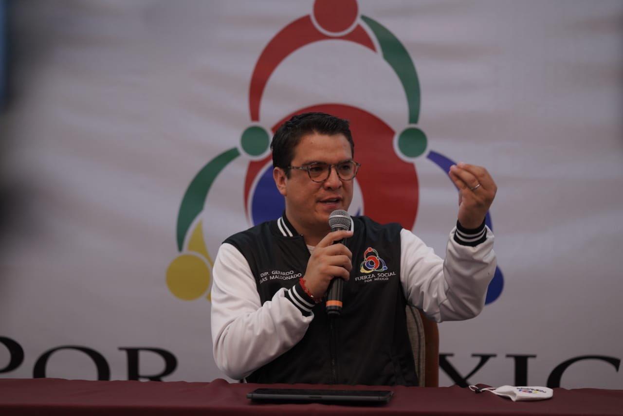 Fuerza Social por México impugnará decisión de fiscalización
