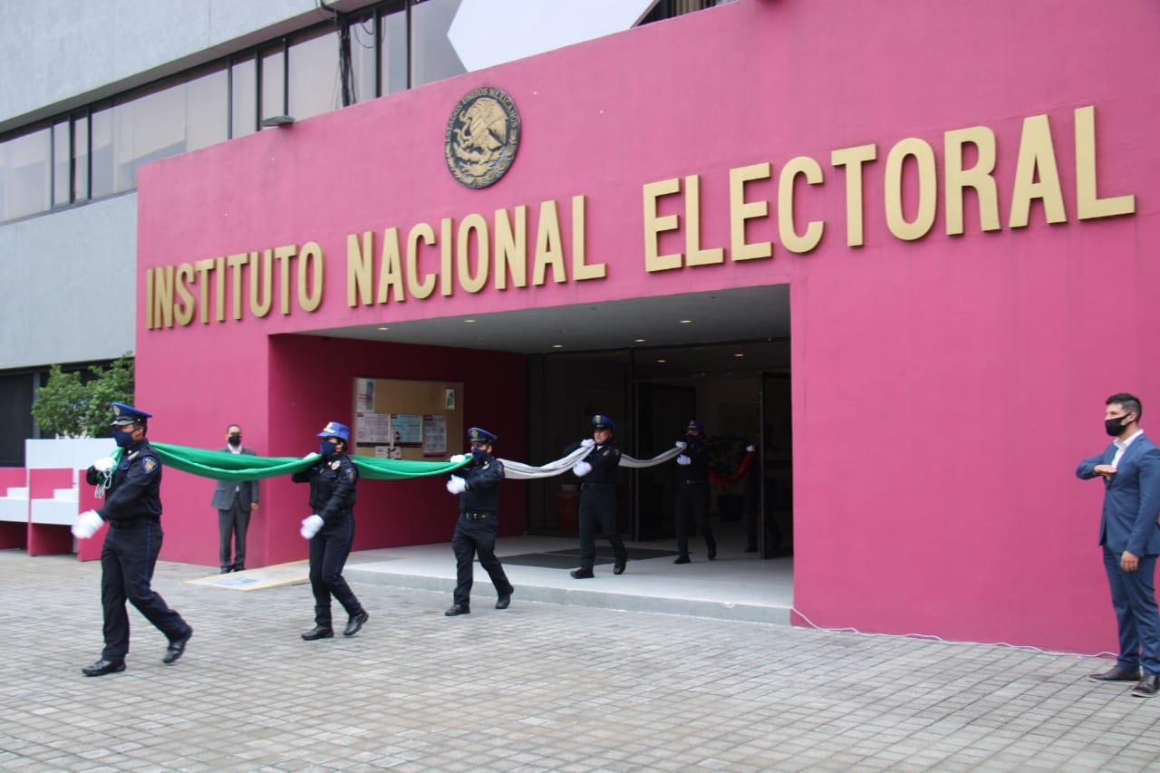 INE declara el inicio del proceso electoral 2020-2021
