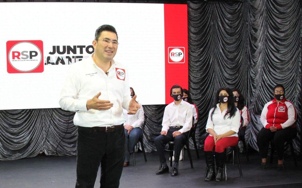 RSP impugnará decisión del INE: González Sánchez