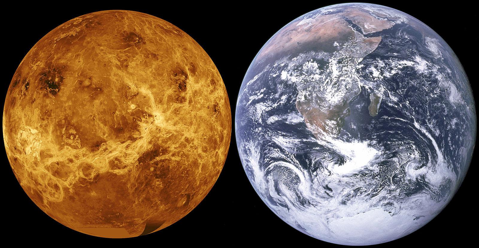 Científicos detectan indicios de vida en Venus