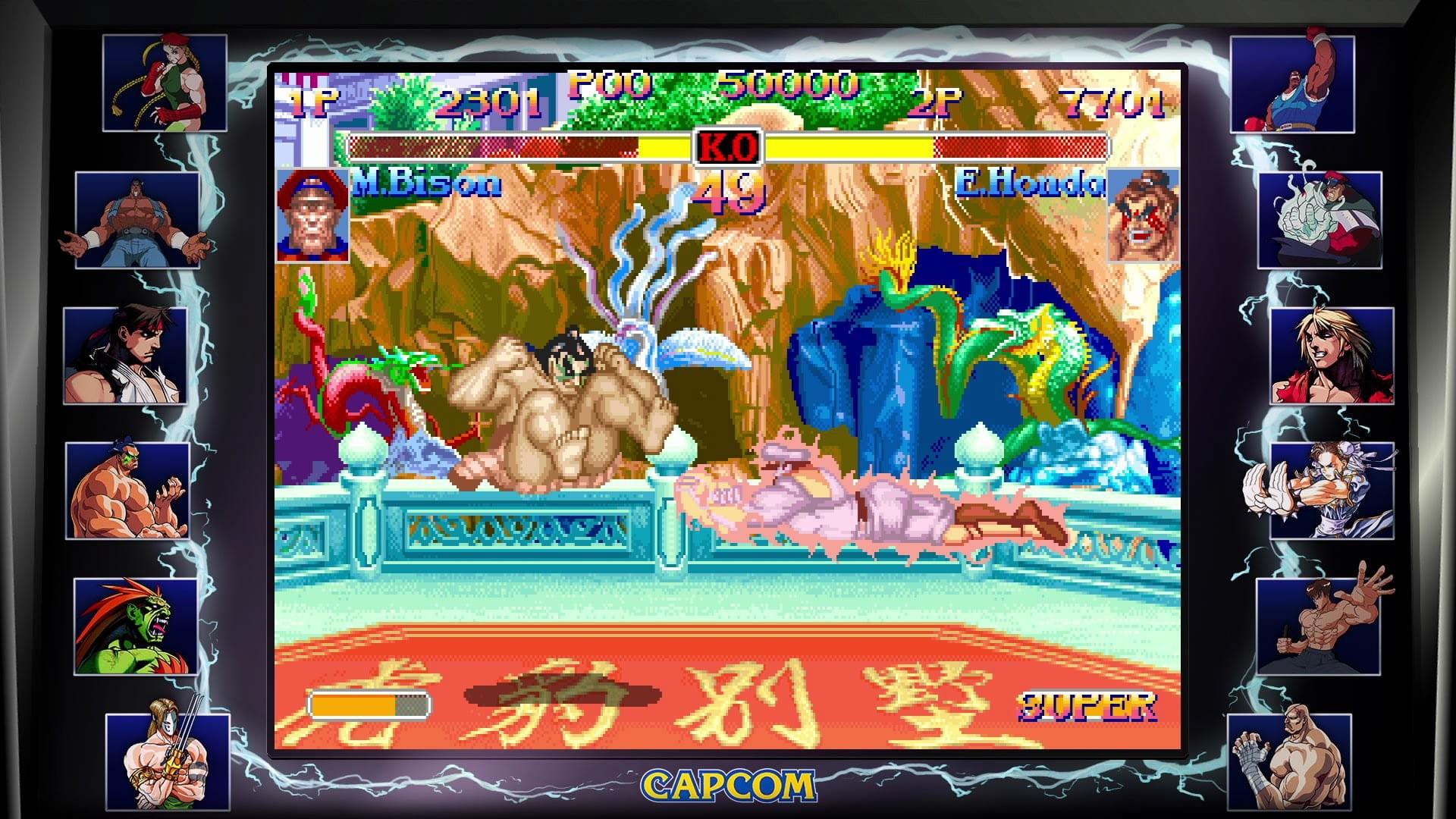 Influencia extrema de los arcades en los juegos actuales