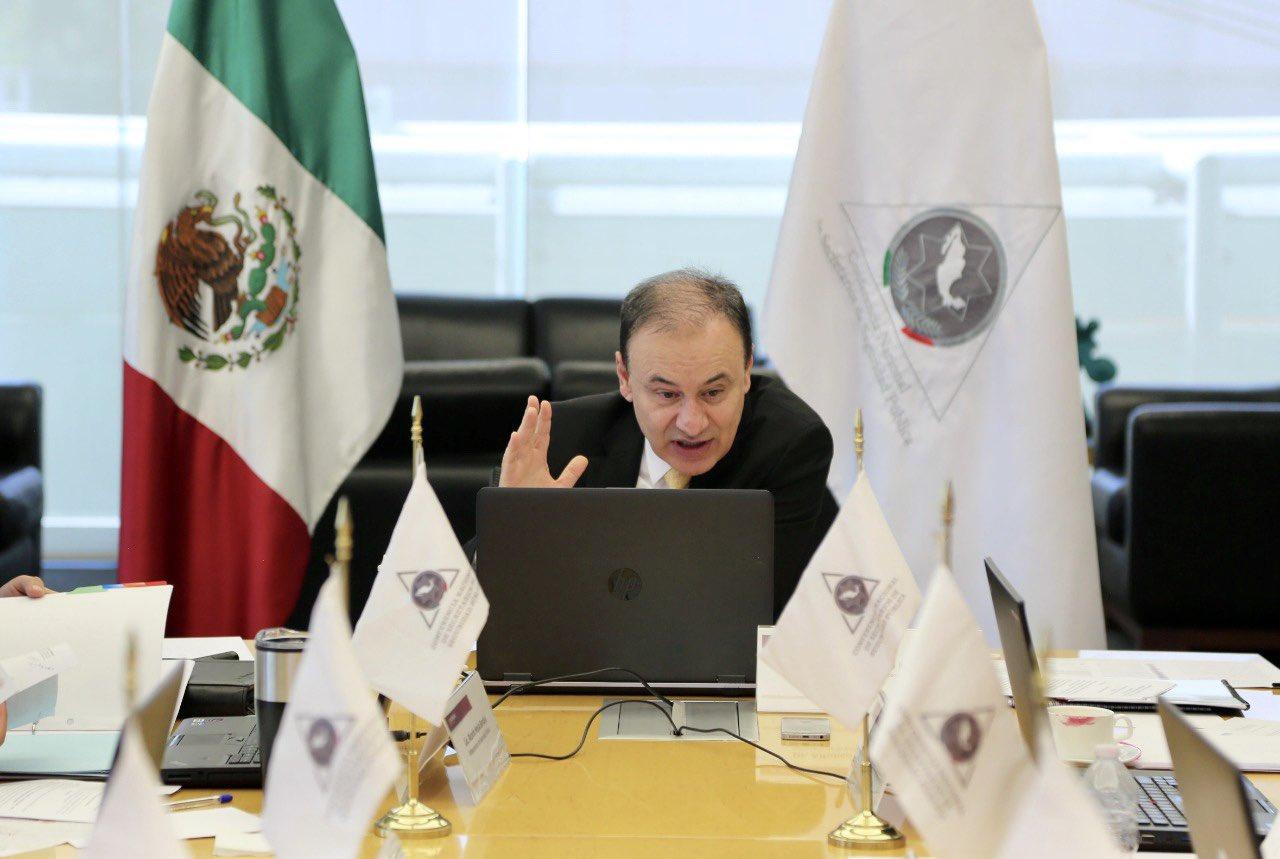 Alfonso Durazo deja Secretaría de Seguridad, va por gubernatura de Sonora