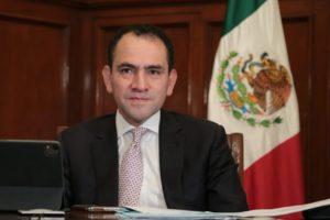 Arturo Herrera presidirá la Junta de Gobernadores del BM y FMI en 2021