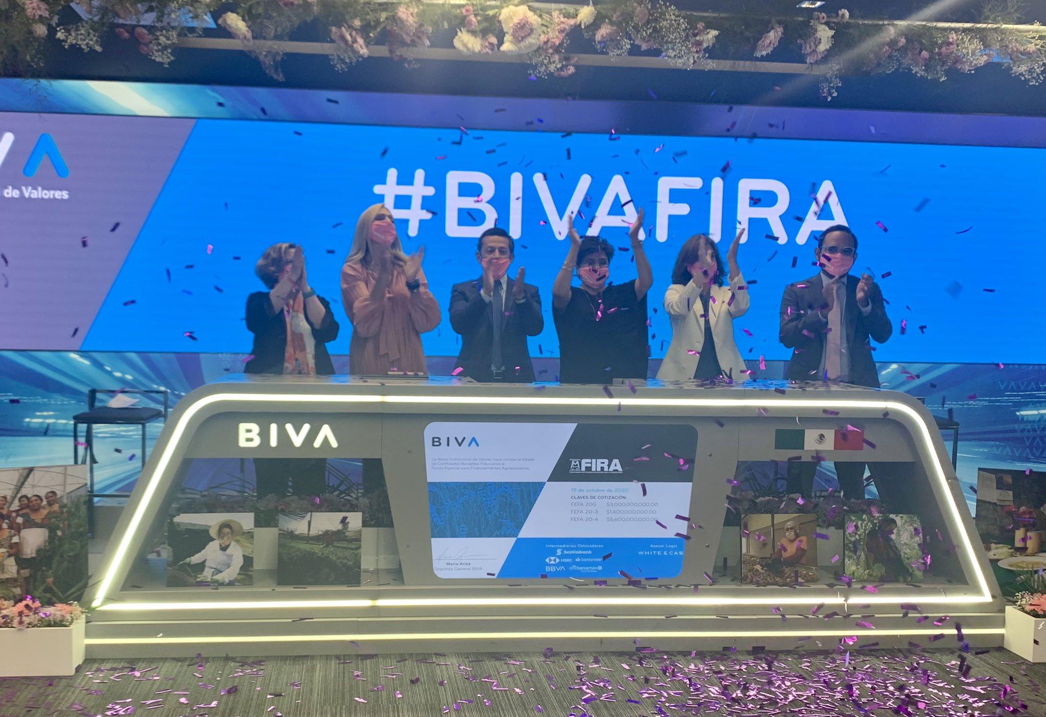 FIRA coloca su primer bono social con perspectiva de género