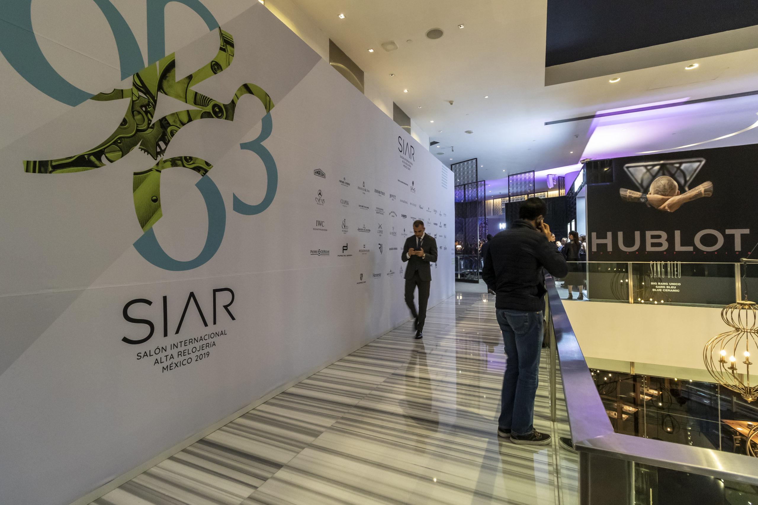 SIAR 2020, un compromiso con la salud y la relojería