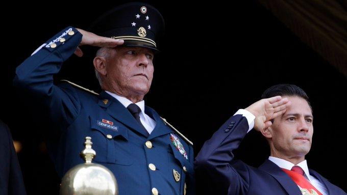 ¿Quién es el general Salvador Cienfuegos?