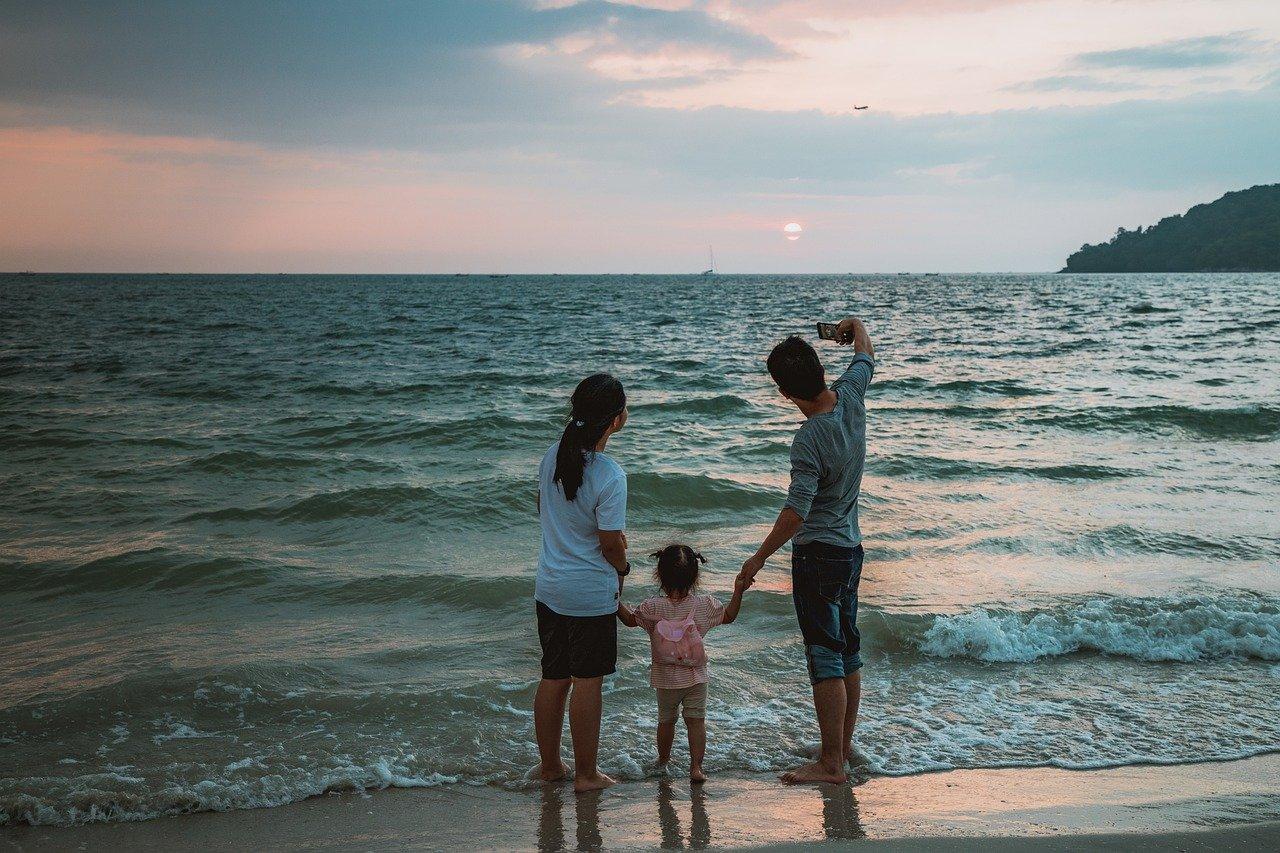 5 tips para viajar con niños en la nueva normalidad