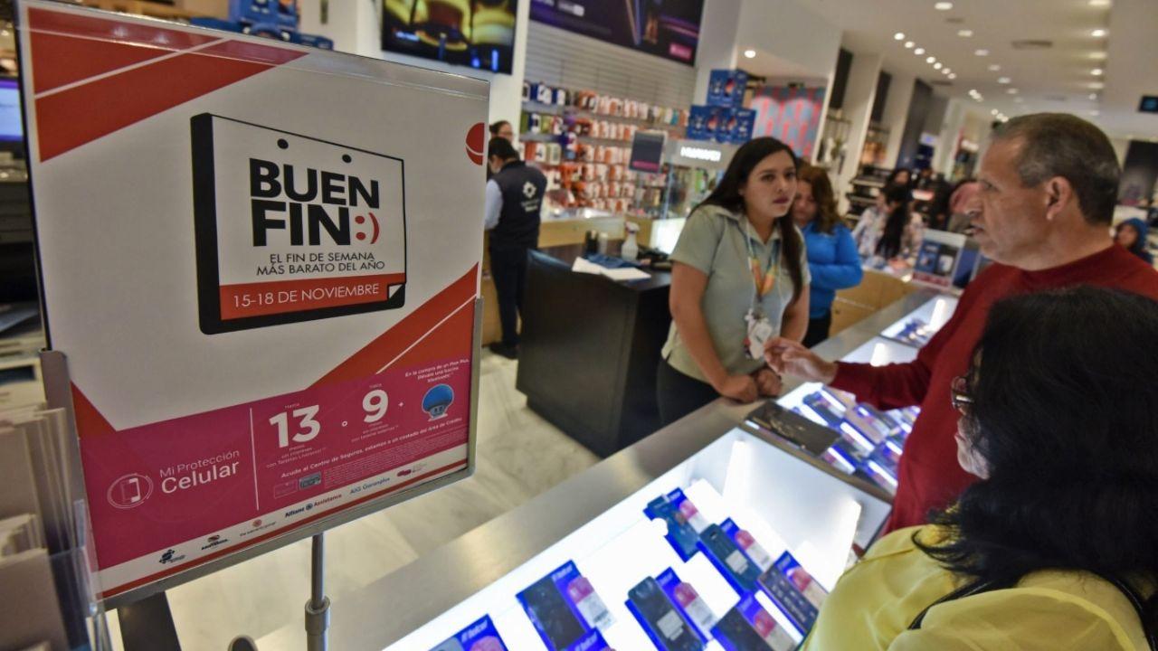 4.3% de incremento en ventas en El Buen Fin 2020: Canaco