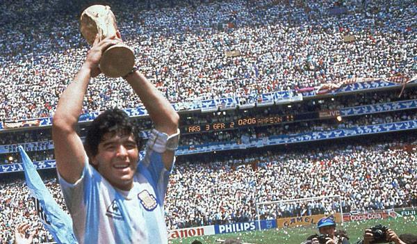 Diego Armando Maradona falleció a los 60 años