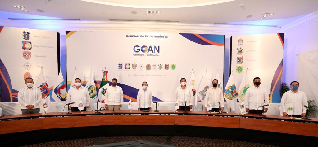 Nuevo presidente de la GOAN lamenta recortes presupuestales