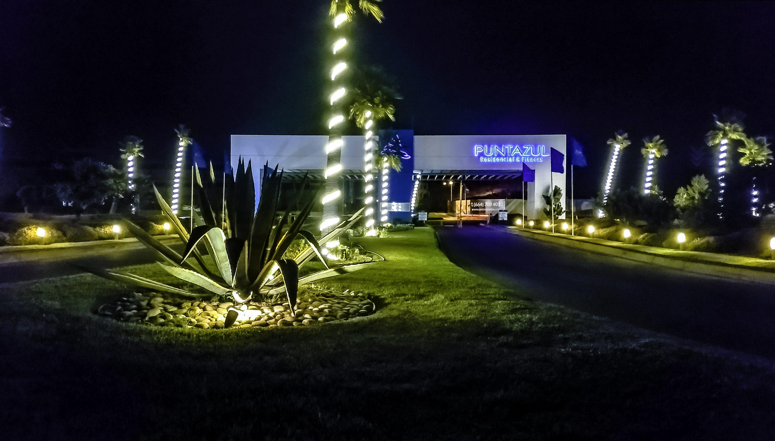 Grupo Aries concluyó obras en Punta Azul