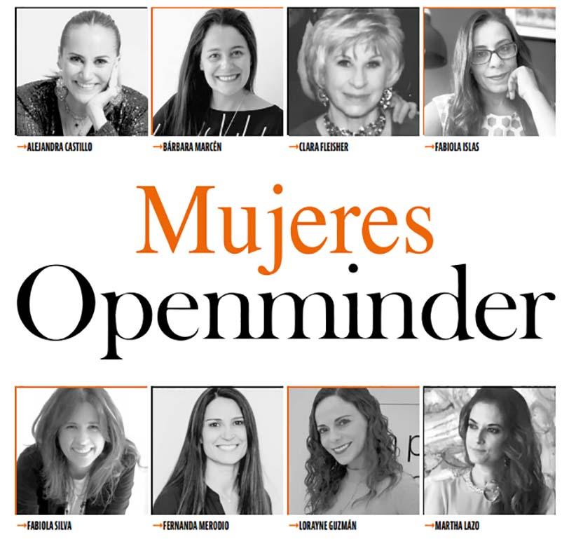 Sinergias que edifican nuevos caminos: Mujeres Openminder