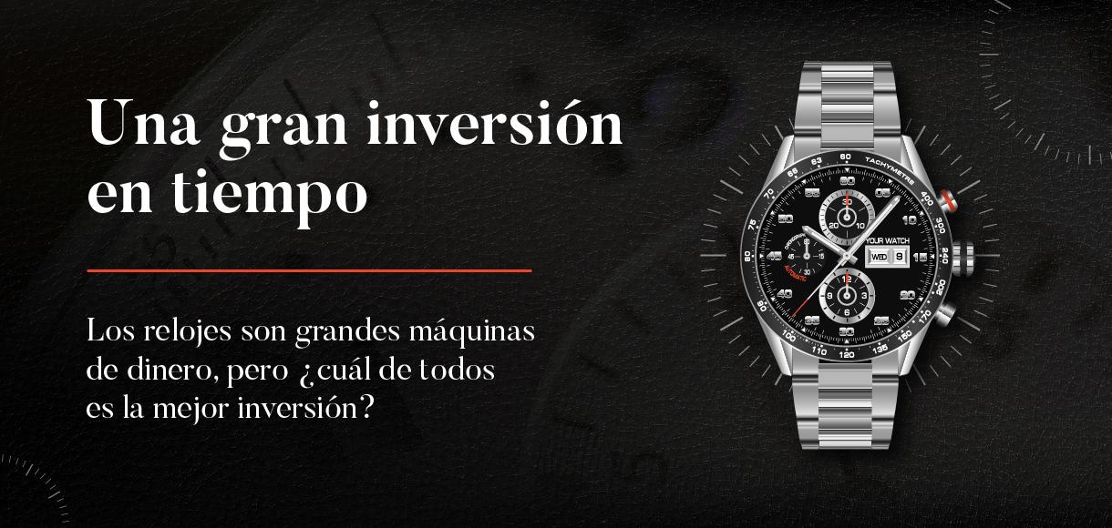 El mundo de los relojes de lujo: mucho más que una moda