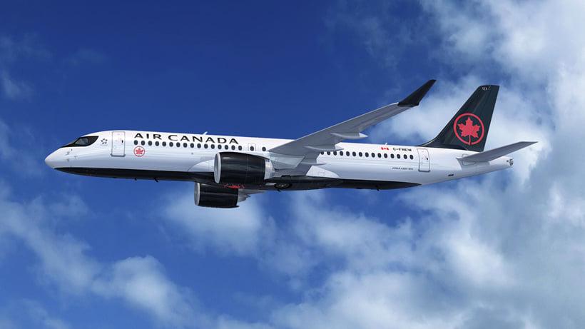 Air Canada obtiene ingresos por 757 mdd en 3T