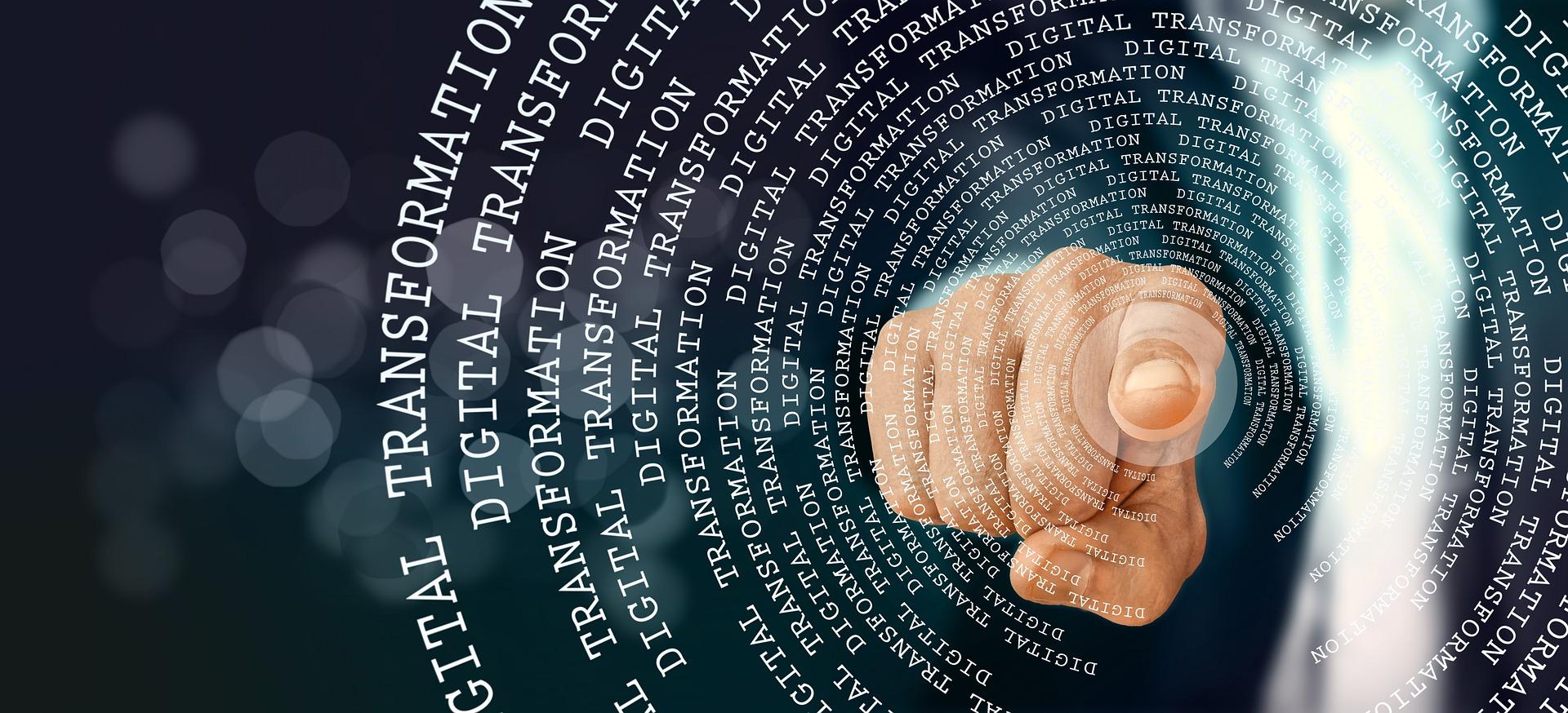 Siete pasos para la transformación digital
