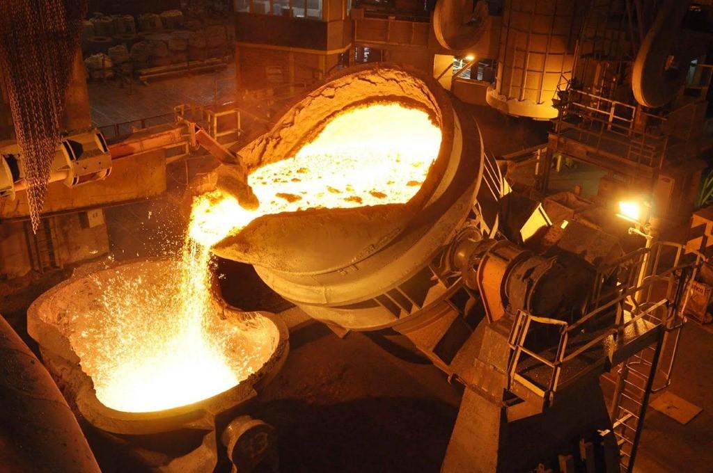 Producción minerometalúrgica suma segunda caída al hilo