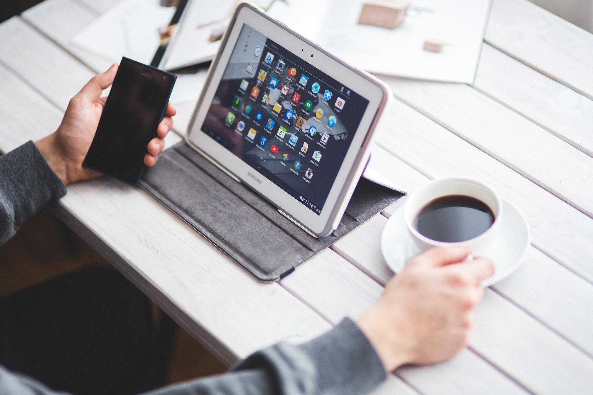Plataformas digitales, fuente de empleo en crecimiento