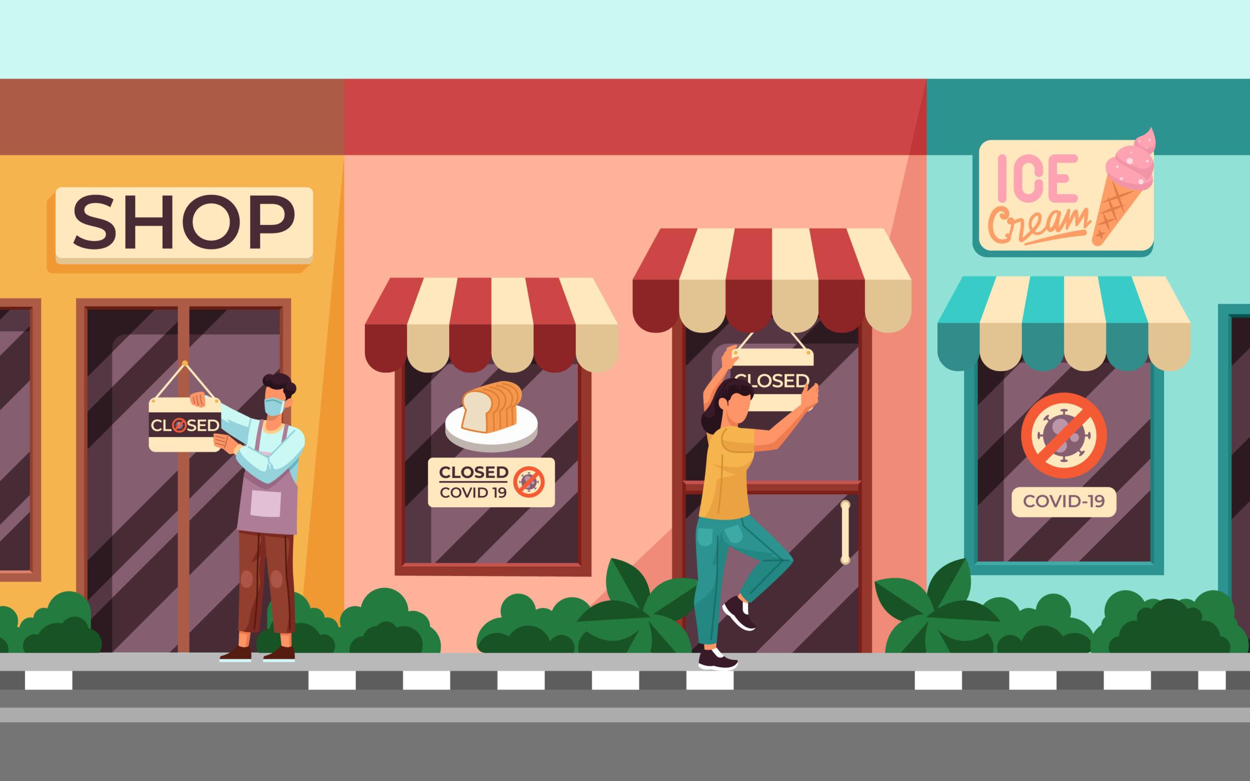 Cierre de negocios incrementa desempleo