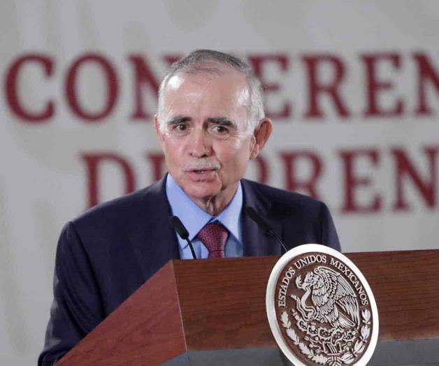 Alfonso Romo deja la Oficina de la Presidencia