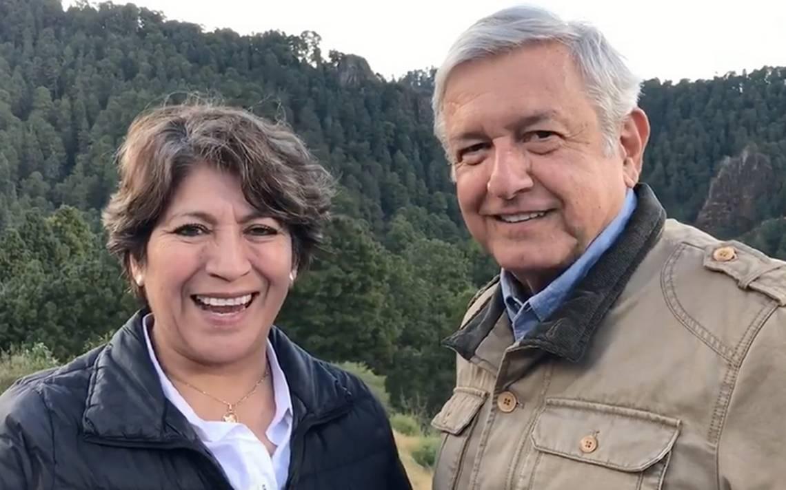 Delfina Gómez Álvarez será la nueva titular de la SEP
