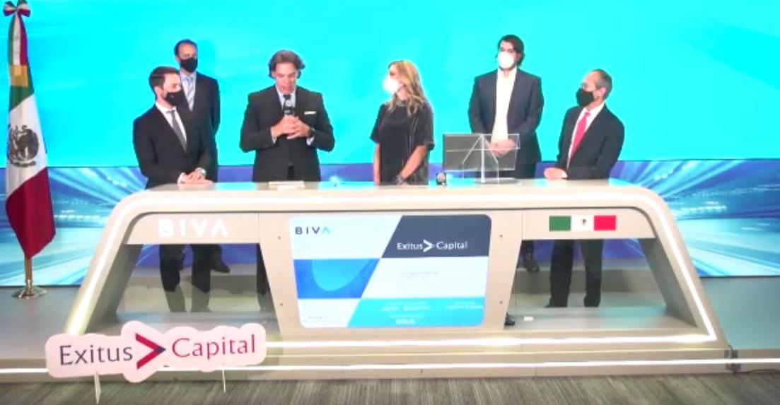 Exitus Capital celebra Grito BIVA