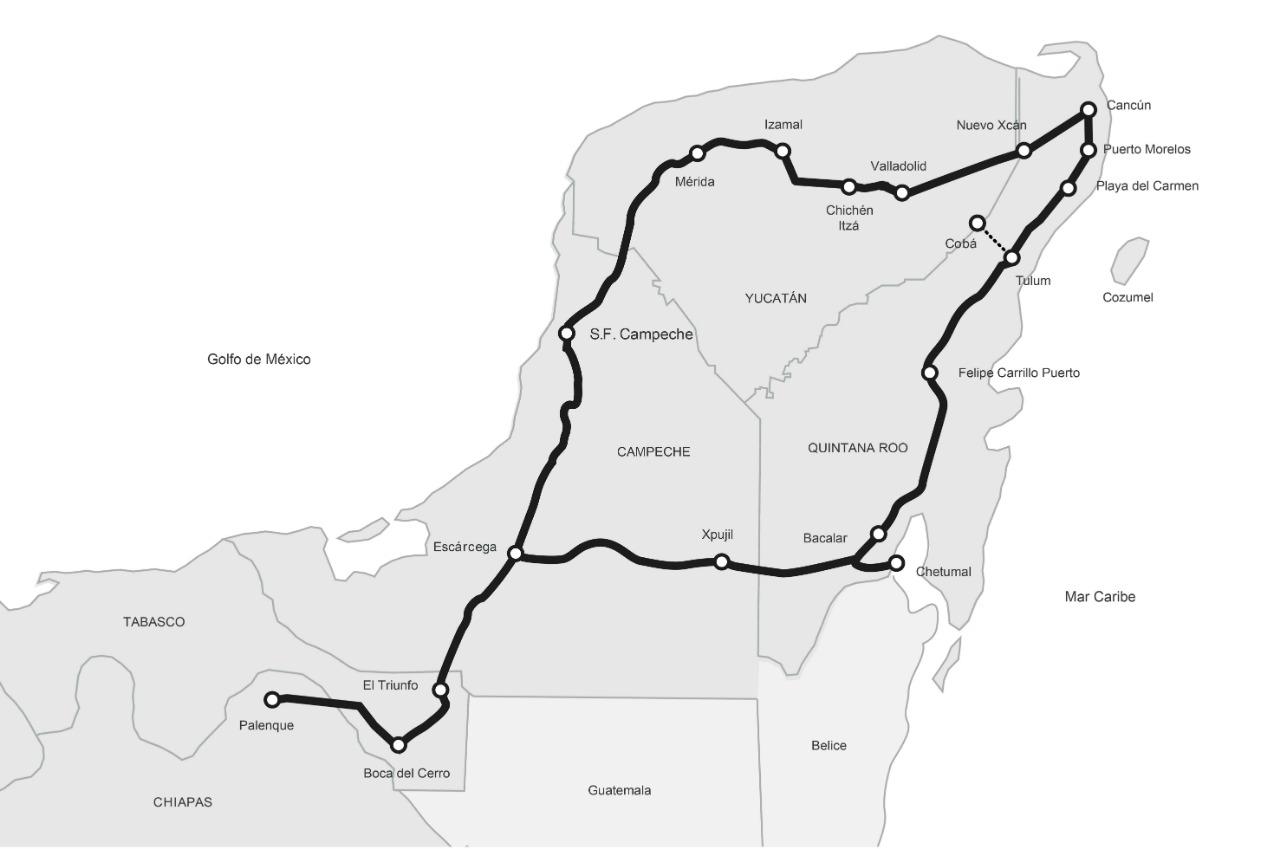 Tren Maya reactivará la economía local