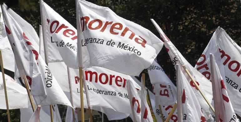 Morena busca cumplir con candidatas mujeres