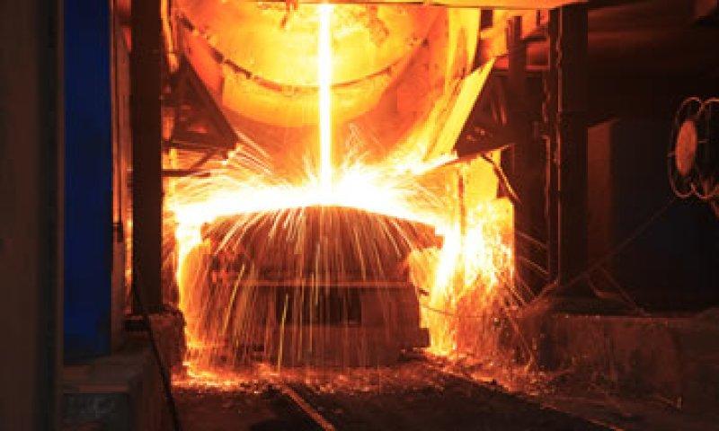 Producción minerometalúrgica creció durante octubre