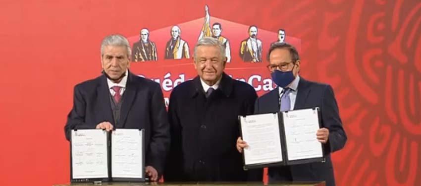 Gobierno, IP y sector obrero firman acuerdo sobre outsourcing