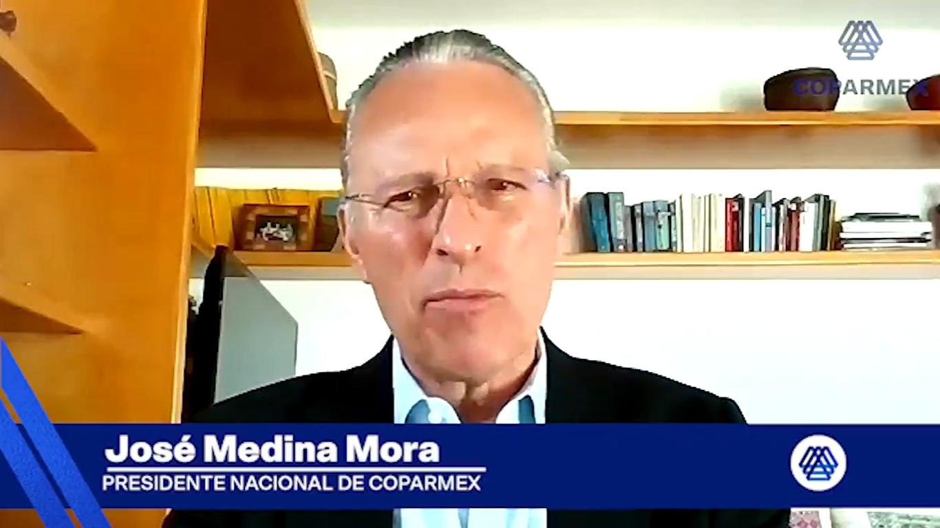 Coparmex llama al diálogo en favor de México