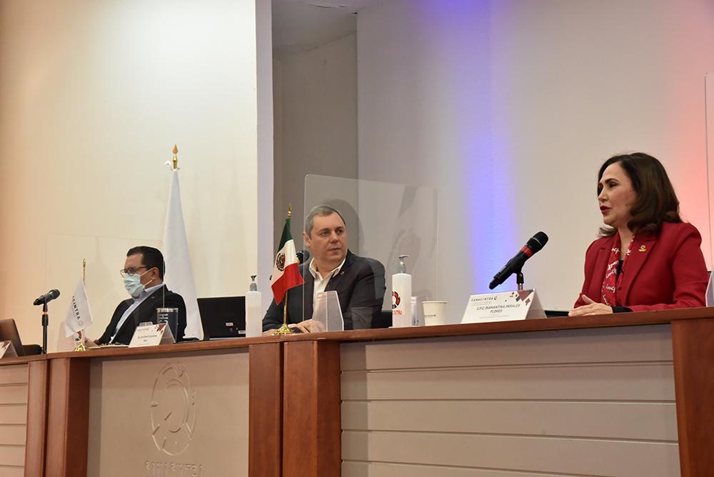 Canacintra e IMCP a favor de la industria de la transformación