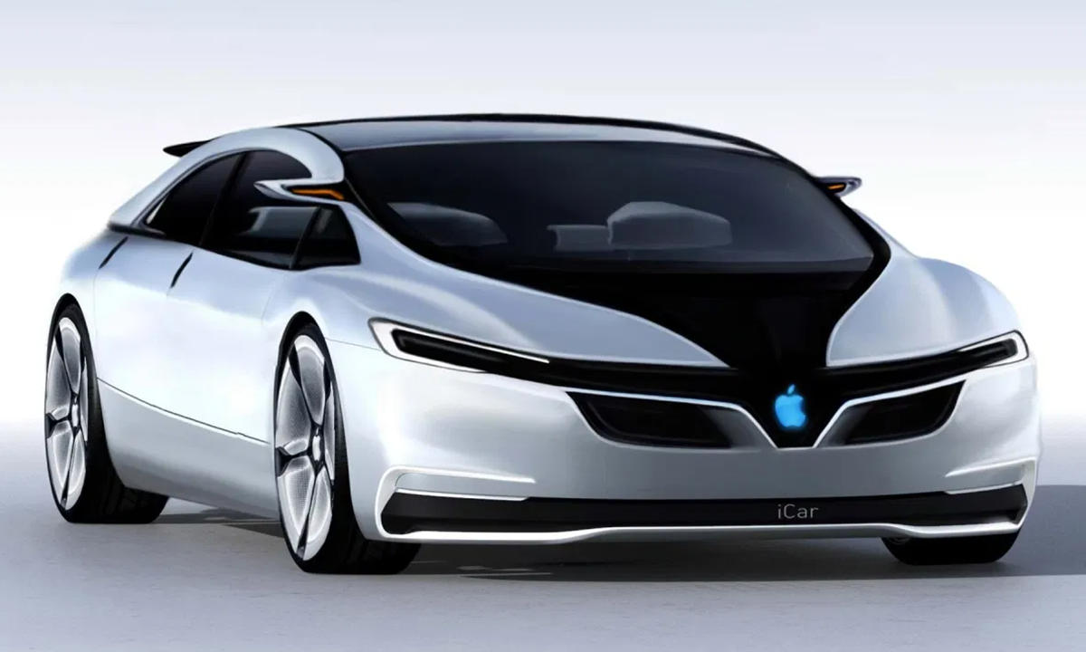 Apple y Hyundai producirán autos eléctricos