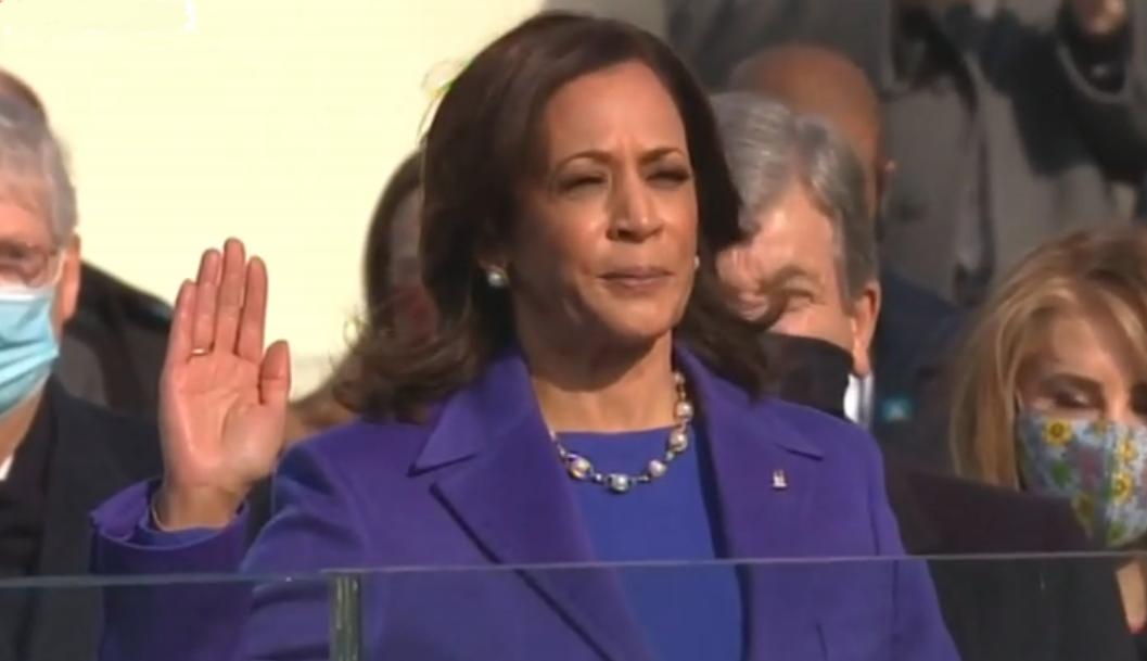 Kamala Harris, asume vicepresidencia de Estados Unidos