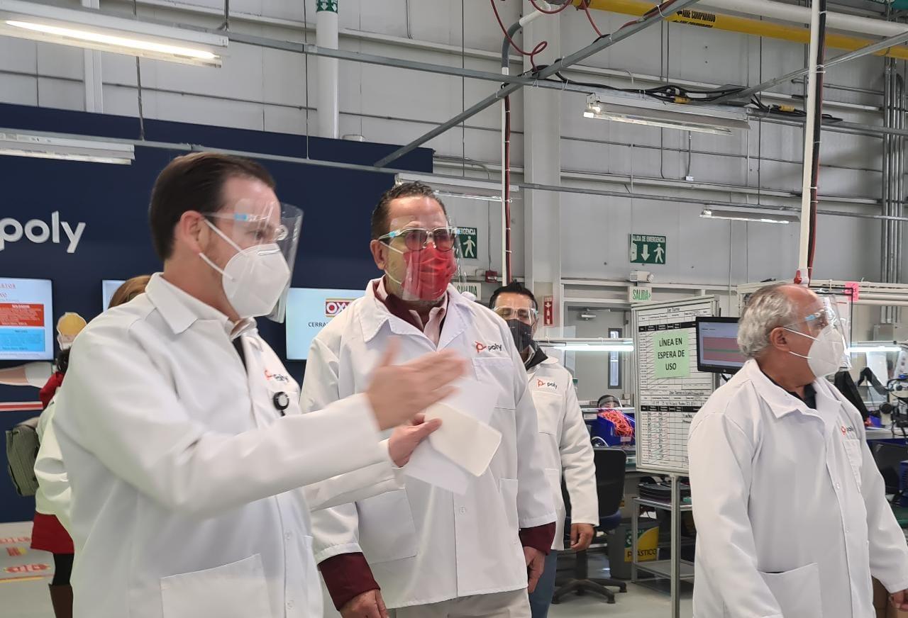Manufacturera creará mil 450 empleos en Tijuana