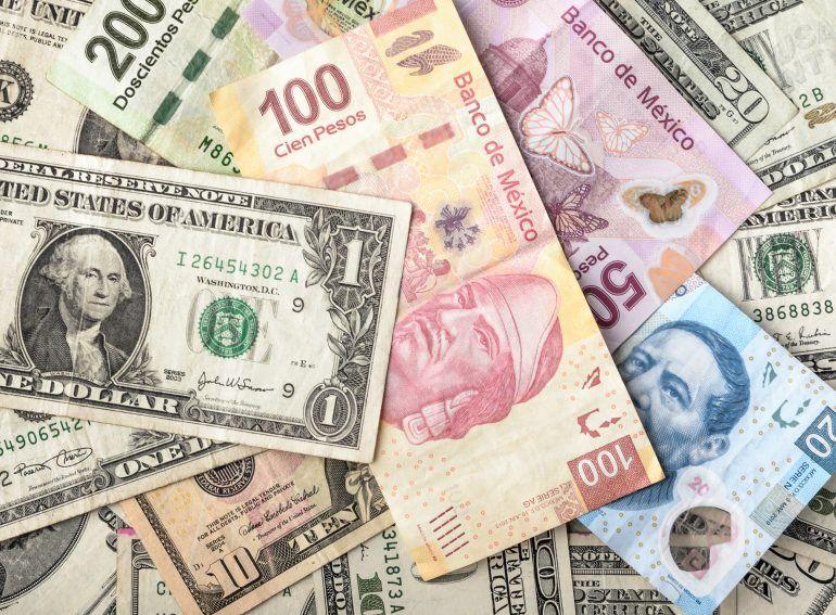 Remesas registran cifra histórica, crecen 25.8% en enero