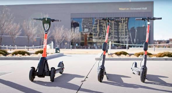 Spin y Tortoise se alían por los scooters Spin S-200