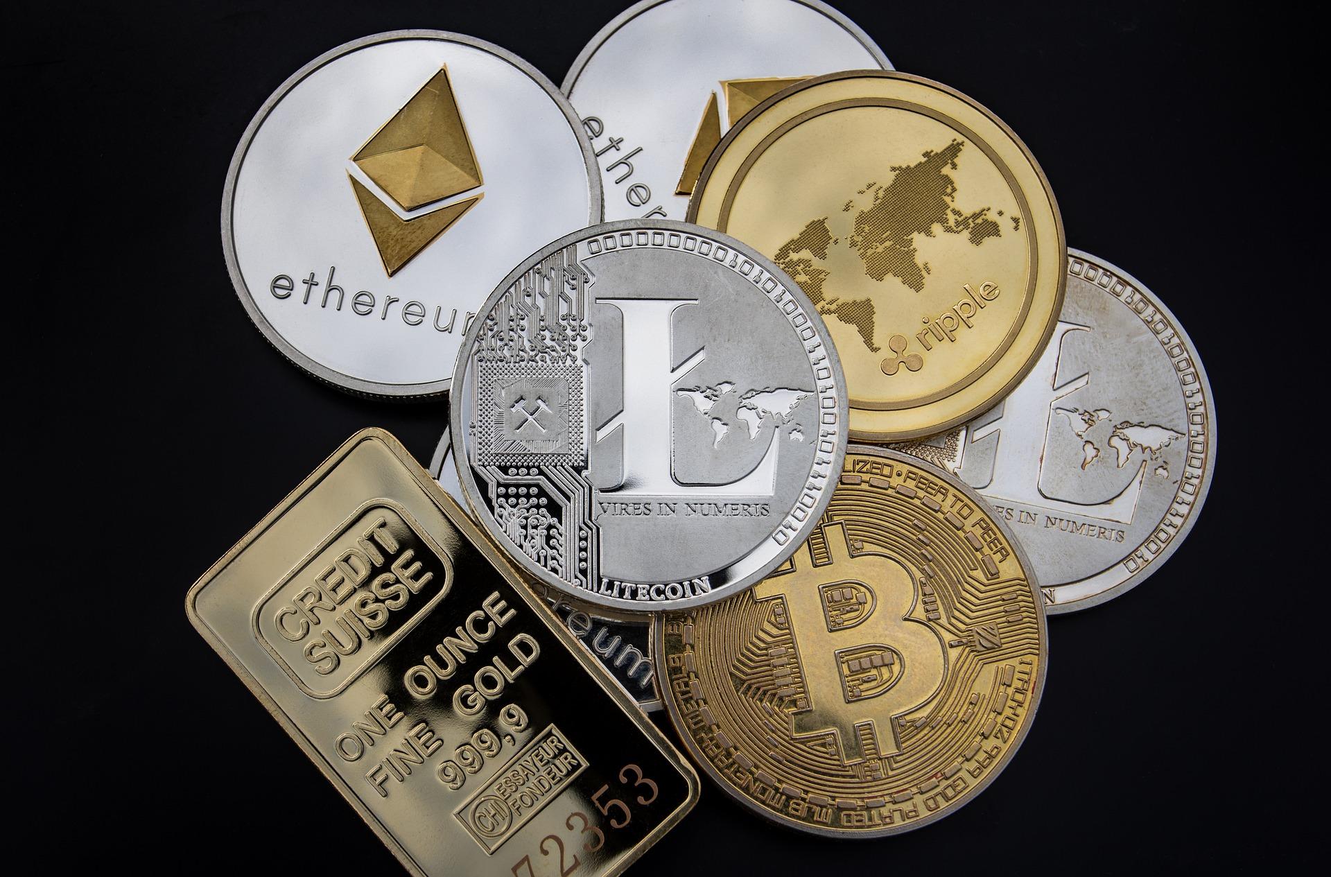 Criptomonedas una alternativa para las transacciones