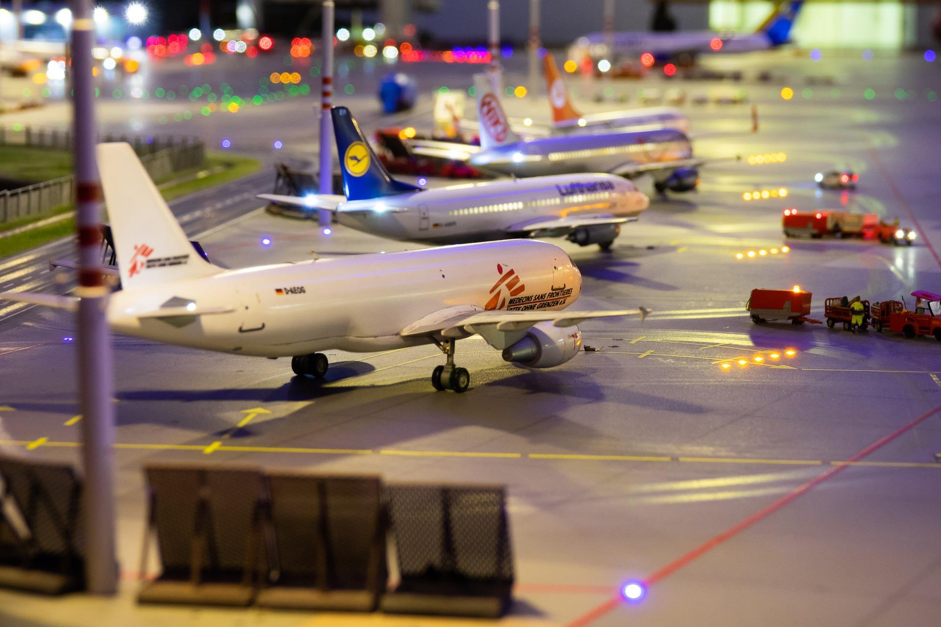 Industria aérea apuesta por la tecnología