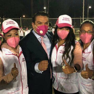 Las mujeres serán la verdadera fuerza política de México
