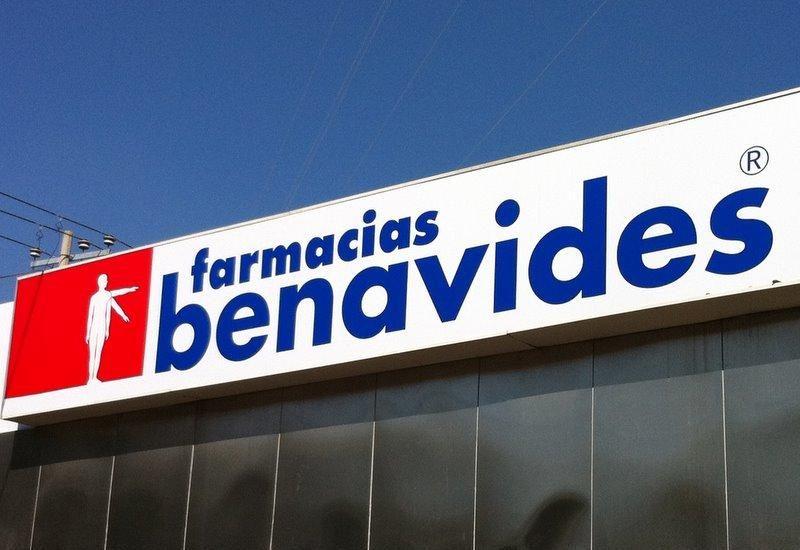 Farmacias Benavides crecen sus ventas en 9%