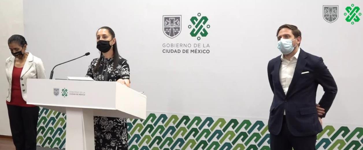 CDMX permanecerá en semáforo naranja en Semana Santa