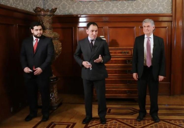 BIO: Juan Pablo de Bottom nuevo titular de Nafin y Bancomext