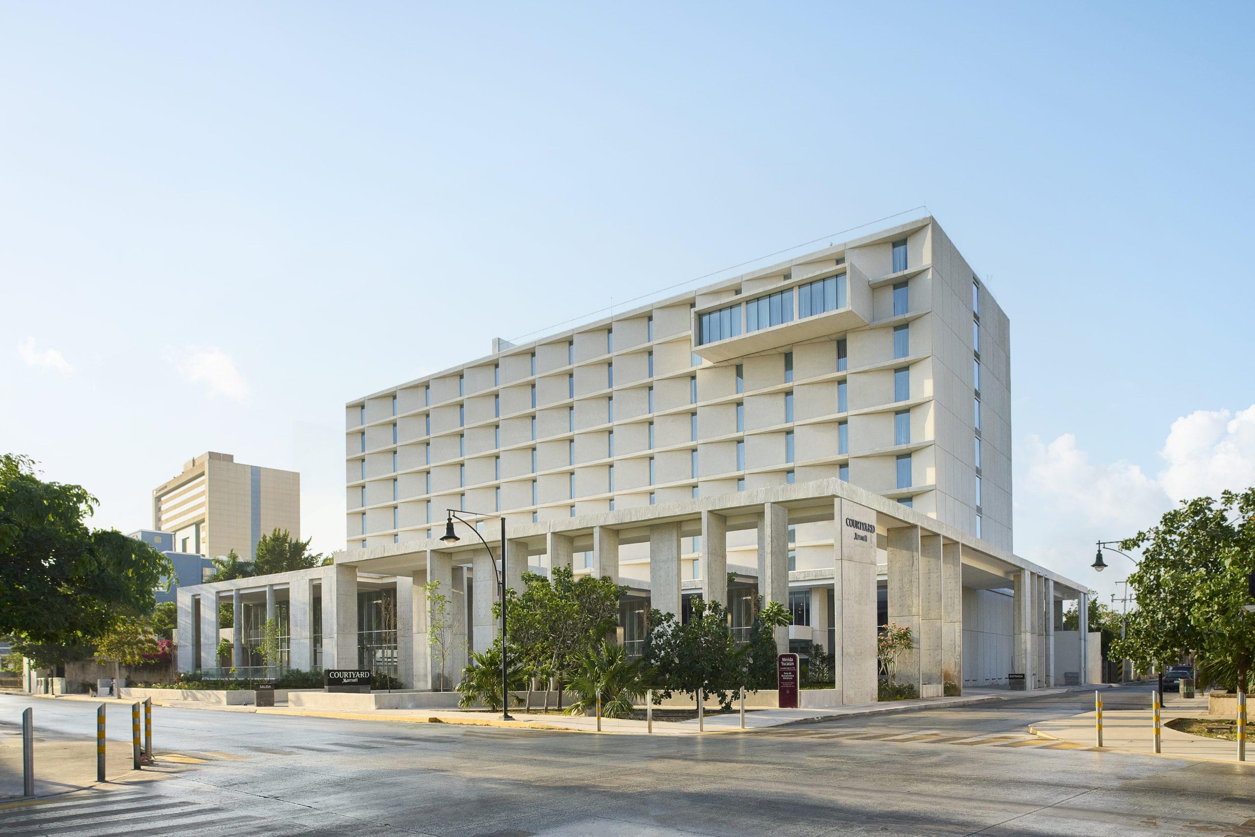 Courtyard By Marriott abre sus puertas en Mérida