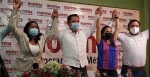 Pablo Amílcar y Abelina López traicionan a Morena