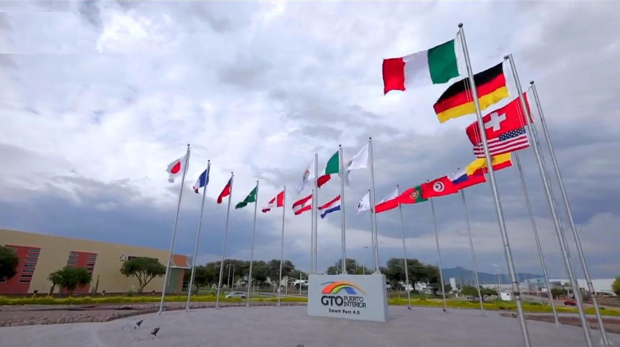 GPI, complejo logístico más importante de México y AL