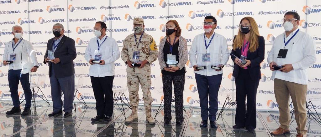 Grupo Infra inauguró planta en Ciudad Juárez