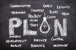Plan de negocios en una empresa
